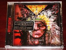 Crows: The Dying Race CD 2013 Reissue Bonus Tracks Divebomb Records DIVE042 NEW