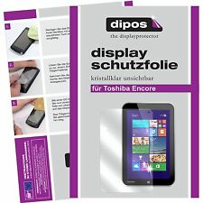 2x Toshiba Encore WT8-A screen protector protection guard crystal clear