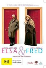 Elsa and Fred (2005) * NEW DVD China Zorrilla Jose Angel Egido Manuel Alexandre