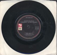 """RARE CANNONBALL ADDERLEY 7"""" 45 33 ACCENT ON AFRICA EP JUKEBOX MINI LP SOUL JAZZ"""