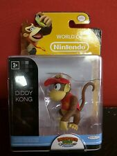 WORLD OF NINTENDO DONKEY KONG COUNTRY TROPICAL FREEZE DIDDY KONG FIGURE