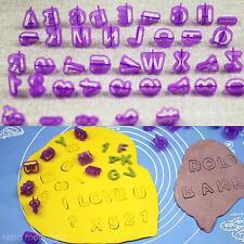 Buchstaben Ausstecher Ausstechform Stempel Fondant Keks Cookies Marzipan Form