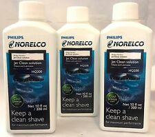 Philips Norelco Jet Clean Solution 10 oz 3 pk