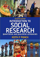 Introduction to Social Research: Quantitative and Qualitative Approaches (Essent