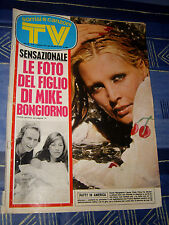 TV SORRISI CANZONI=1972/36=PATTY PRAVO=MICHEL SARDOU=MINA=SANTO E JOHNNY=AXIS