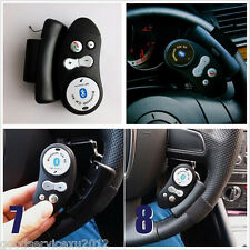 Practical Car Inner Steering Wheel Wireless Bluetooth Phone Handfree Speaker Kit
