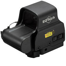 EOTech EXPS2-2 Black Tactical CR123 65MOA/2MOA/Side Button EXPS2-2