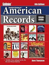 Goldmine Standard Catalog of American Records 1950 1990 8th Ed Price Guide NEW!!