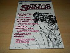EIDALON - How to draw SHOUJO - Special 1 - NEU