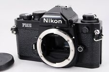 "【AB Exc+】 Nikon New FM2 FM2N Black 35mm SLR Camera Last Late S/N ""8535933"" #2171"