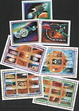 "Grenada ""Saluting the Coming Exploration of Mars"" Stamps (full set)"