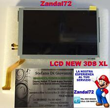 SCREEN DISPLAY LCD TOP NINTENDO NEW 3DS XL REPLACEMENT NEW + WARRANTY