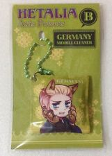 Hetalia Axis Powers strap accessory keychain Germany anime movic