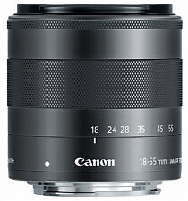 Canon EF-M 18-55mm F3.5-5.6 IS STM Lente