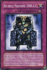 3x Re delle Macchine 3000 A.C. YU-GI-OH! ABPF-IT074 Ita COMMON 1 Ed.