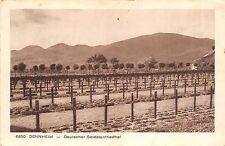 BR37478 Sennheim Deutscher Soldatenfriedhof france