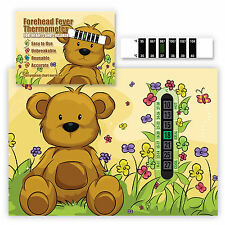 Teddy Bear Room Thermometer / Fever thermometer twin pack  SAVE 20% +