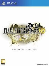 Final Fantasy Type-0 HD -- Collector's Edition + Strategy Guide (PS4)