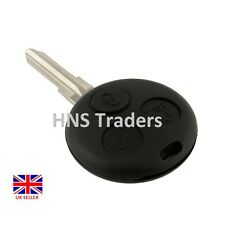 NEW Remote Key Shell Replace for SMART Fortwo 3 Button Mercedes Benz Case OFFER