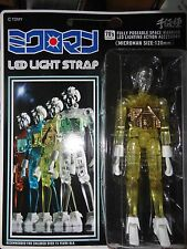 Sen-Ti-Nel Sentinel Takara Tomy Microman Led Light Strap Yellow Original New