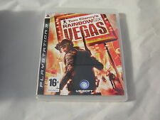 playstation 3 Rainbow Six Vegas   PS3