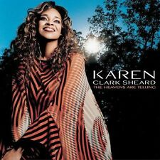 The Heavens Are Telling by Karen Clark-Sheard (CD, Nov-2003, Elektra (Label))
