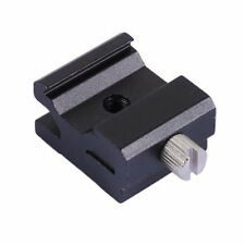 "Hot Shoe Flash Stand Adapter with 1/4""-20 Tripod screw - UK SELLER #131"