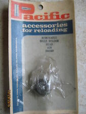New NOS Pacific Reloading Removable Shell Holder Head 20 #20 390560 Package Open