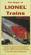 The Magic of Lionel Electric Trains - VHS Tape 1993