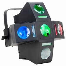 American DJ Monster Fun 2 FX-in-1 RGBWA LED Moonfloower and Strobe Light Effect