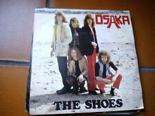 "7"" THE SHOES OSAKA FLUTES HORNS STRINGS AND DRUMS 1970 EX++"