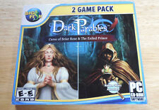 NEW  DARK PARABLES CURSE OF BRIAR ROSE AND THE EXILED PRINCE SEALED IN PACKAGE