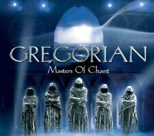 Masters Of Chant - Gregorian (2009, CD NEUF) CD-R