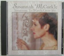 Someone To Watch Over Me Susannah McCorkle CD Concord CCD 4798-2 1998