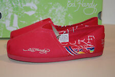 Ed hardy Bahamas shoes women's size 7 m