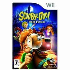 Scooby-Doo First Frights Nintendo Wii PAL COMPLETE