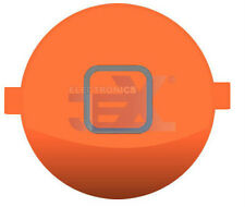 High Quality Gloss Dark Orange Home Button for iPhone 4S/4GS 16GB/32GB/64GB