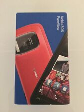 Nokia 808 PureView - 16GB - Red (Unlocked) Smartphone