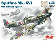 Spitfire Mk XVI ICM 48071 1/48
