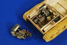 Verlinden 1:35 M24 Chaffee Engine & Compartment [2728]