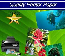 A5 120 gsm SILK 2 SIDED PRINTER PAPER x 2000 sheets - LASER - DIGITAL - CRAFT