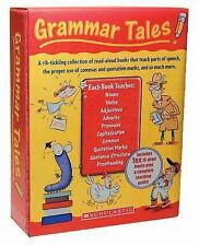 Grammer Tales Set : A Rib-Tickling Collection of Read-Aloud Books That Teach...
