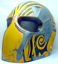 "New! Army of Two ""Bravo"" Custom Fiberglass Collectible Airsoft Mask"