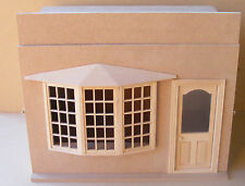 1:12th Dolls House Display Made Up Room Shop Shadow Box With A Removable Front D