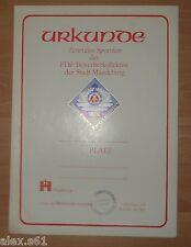 Rda en Blanc-Certificat de b23