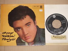 "ELVIS PRESLEY -Good Rockin' Tonight-  7"" EP   EPA-9562"