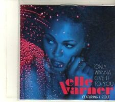 (DT820) Elle Varner ft J Cole, Only Wanna Give It To You - DJ CD