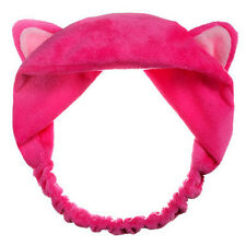 Womens Girls Grail Cute Cat Ears Headband Hair Head Band Party Gift Headdress ts