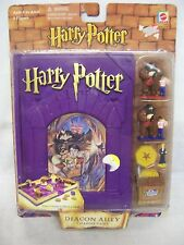 RARE 2001 HARRY POTTER THE SORCERERS STONE MATTEL DIAGON ALLEY CHAPTER GAME NIB