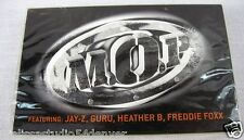 M.O.P. First Family 4 Life 1998 Snippets Samp Promo Cassette Tape Hip Hop Music